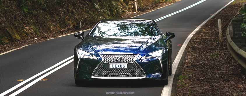 Contact Lexus